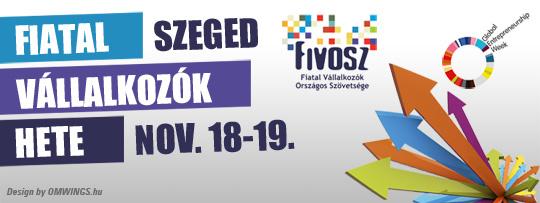 Fiatal Vállalkozók Hete – Szeged