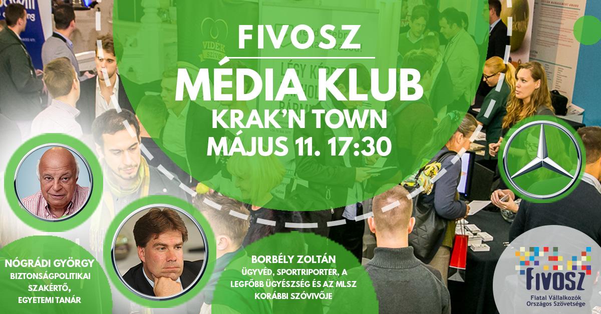 05.11. FIVOSZ Média Klub