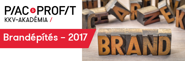Piac & Profit: Brandépítés – A profitfókuszú branding titkai