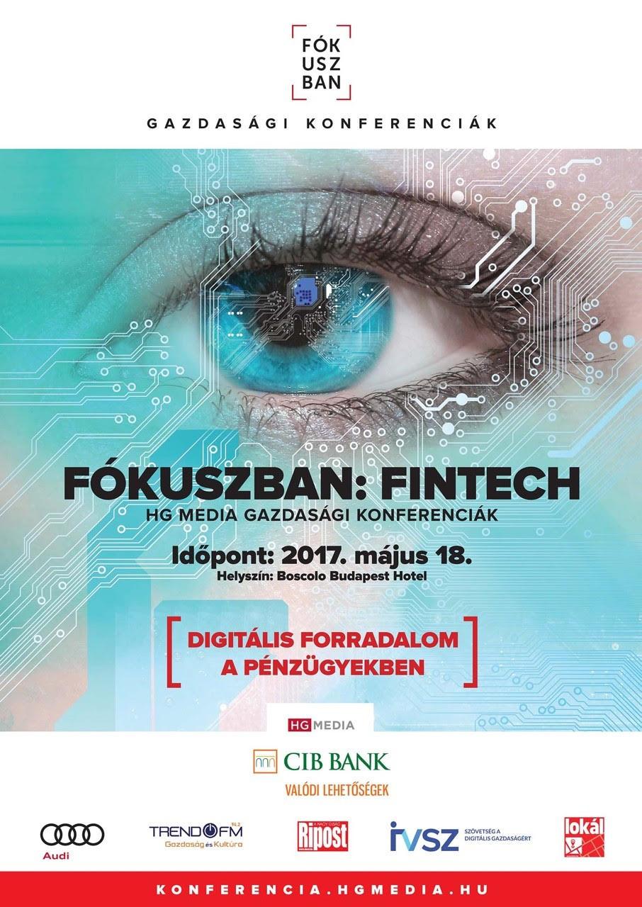 Fókuszban: FINTECH – digitális forradalom pénzügyekben