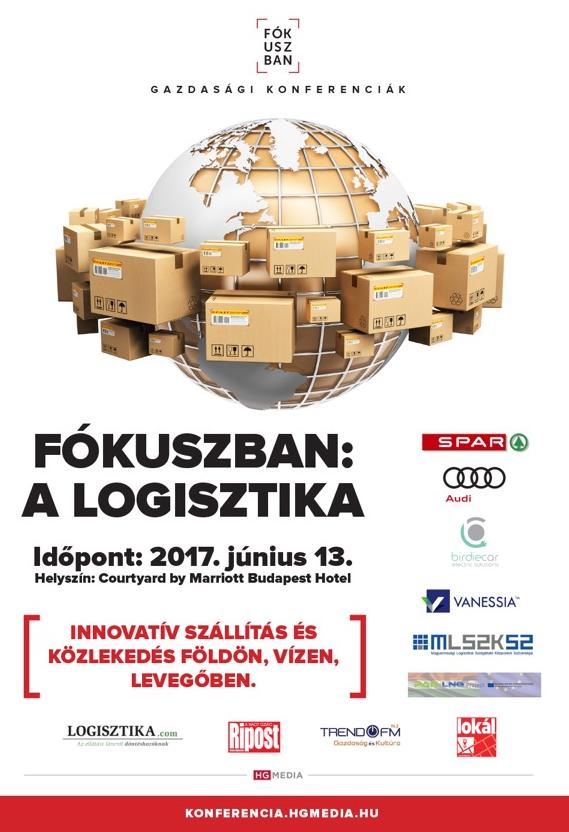 Logisztika konferencia 06.13. – FIVOSZ tagként csapj le a kedvezményes regisztrációra