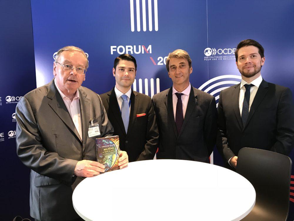Magyar felelőse lett a KKV témának az OECD-ben
