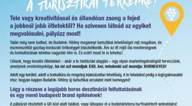 Városmarketing Ötletpályázat! YouInHerit – Budafok-Tétény Budapest