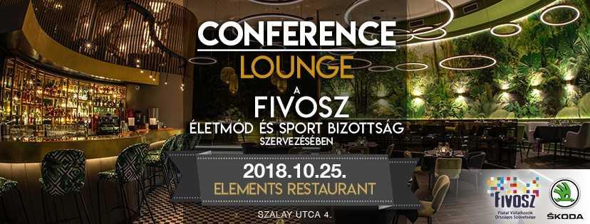 FIVOSZ Sport Konferencia – Sport és Vállalkozás!