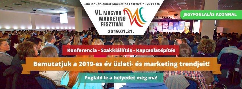 VI. Magyar Marketing Fesztivál
