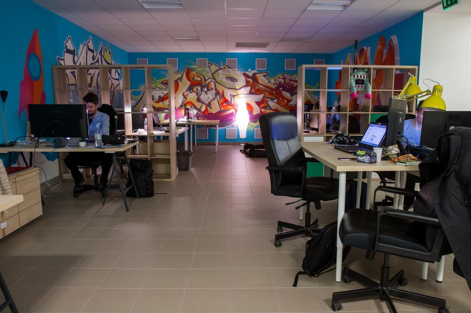 Coworking iroda és álommegvalósítás egy helyen! – UP Center
