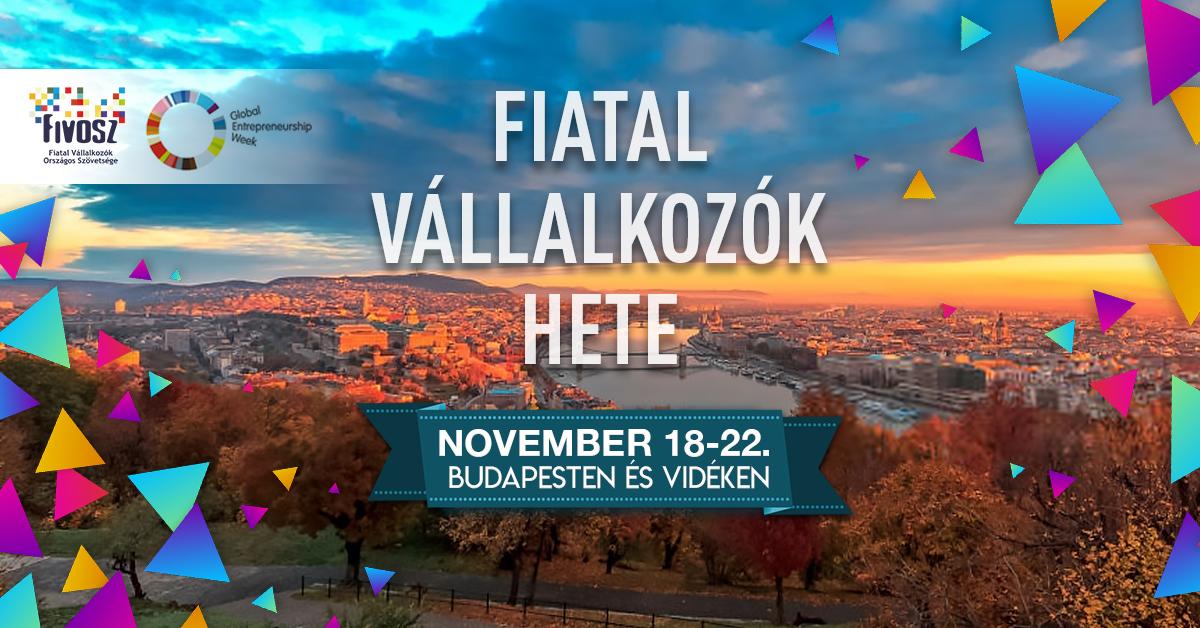 FIATAL VÁLLALKOZÓK HETE 2019 – Karrier&Üzleti Show