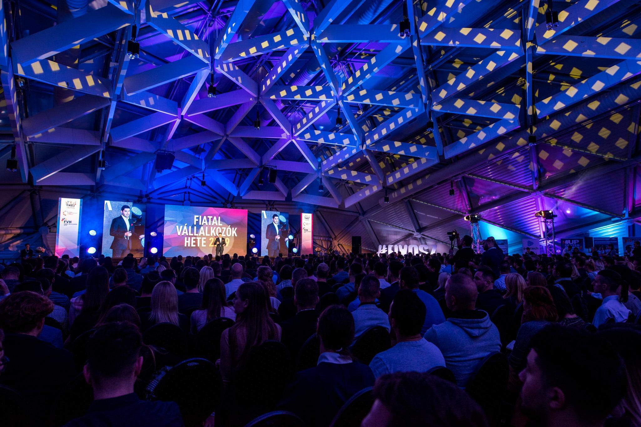 Fiatal Vállalkozók Hete 2020 – Idén is Nagyágyúkkal jövünk!
