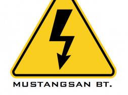 Mustangsan logo autóra