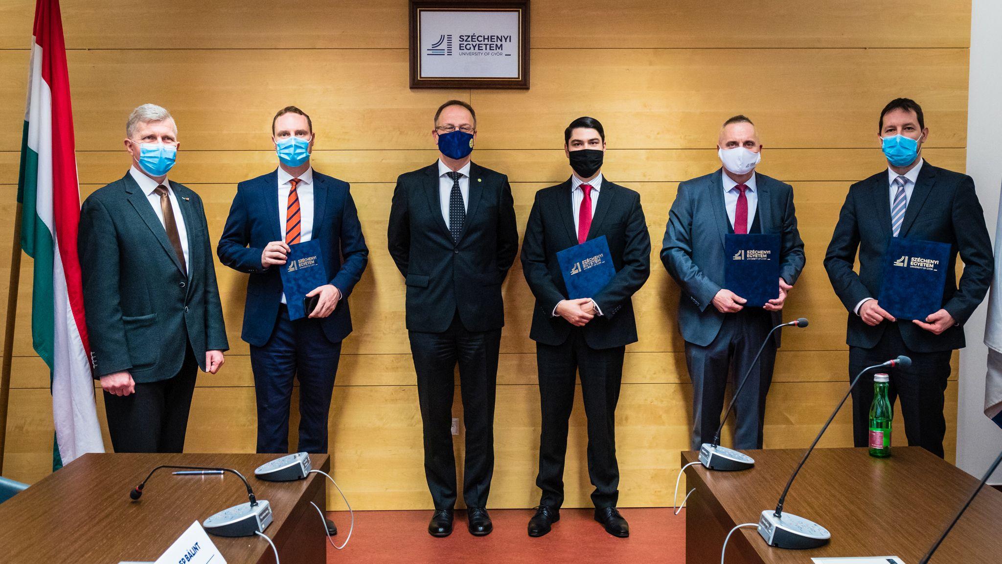 A Széchenyi István Egyetem segíti a fiatal vállalkozókat