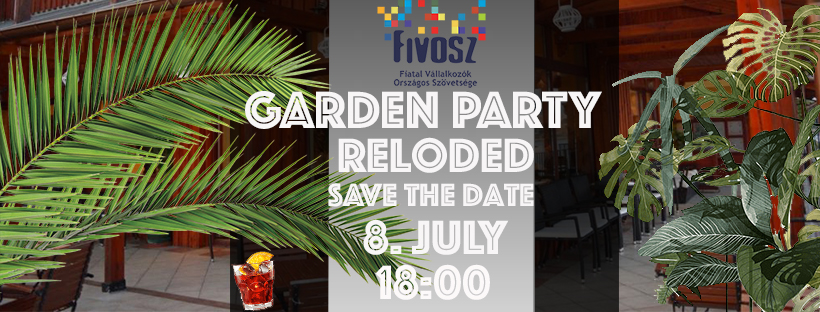 FIVOSZ Garden Party RELODED